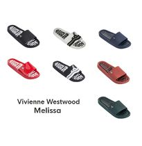 Vivienne Westwood Casual Style Collaboration Shower Shoes PVC Clothing
