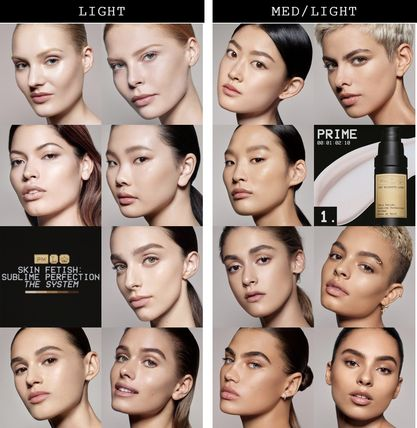PAT McGRATH LABS Pores Upliftings Acne Whiteness Unisex Street Style Face