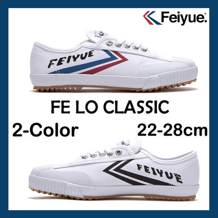 Feiyue Sneakers Unisex Collaboration Sneakers