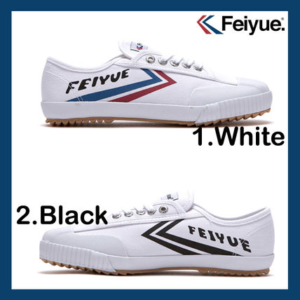 Feiyue Sneakers Unisex Collaboration Sneakers 2