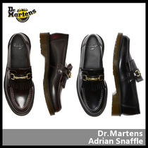 Dr Martens ADRIAN Casual Style Unisex Street Style Leather