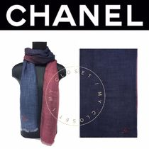CHANEL Casual Style Unisex Street Style Plain Accessories