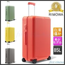 RIMOWA ESSENTIAL Unisex 5-7 Days Soft Type TSA Lock Carry-on