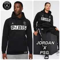 Nike AIR JORDAN Unisex Street Style Collaboration Long Sleeves