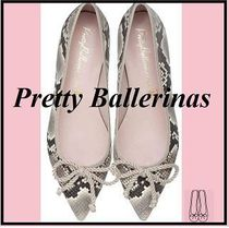 Pretty Ballerinas Flats