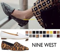 Nine West Plain Ballet Shoes