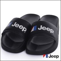 JEEP Unisex Street Style Shower Shoes Shower Sandals