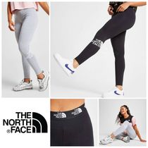 THE NORTH FACE Casual Style Street Style Plain Long Bottoms