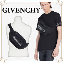 GIVENCHY Nylon Plain Hip Packs