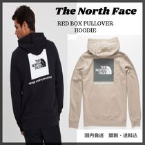 THE NORTH FACE Pullovers Street Style Long Sleeves Plain Hoodies