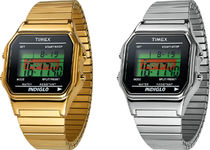Supreme Collaboration Digital Watches