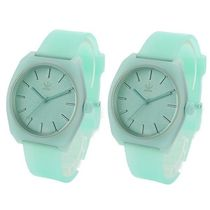 adidas Casual Style Unisex Silicon Quartz Watches Analog Watches