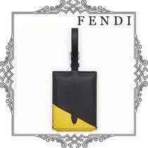 FENDI BAG BUGS Unisex Travel