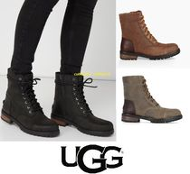 UGG Australia Lace-up Plain Boots Boots
