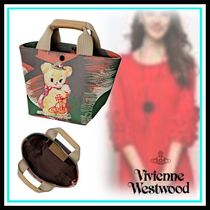 Vivienne Westwood Blended Fabrics Home Party Ideas Totes