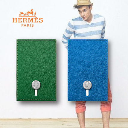 HERMES Diabolo Card Holder