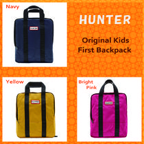 HUNTER Casual Style Unisex Collaboration Backpacks