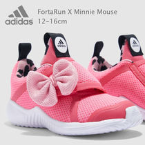 adidas Blended Fabrics Street Style Baby Girl Shoes