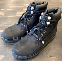 CHROME HEARTS Mid Heel Boots