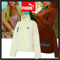 PUMA Casual Style Street Style Tops