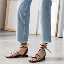 & Other Stories Casual Style Plain Leather Sandals Sandal