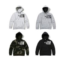 THE NORTH FACE WHITE LABEL Unisex Street Style Hoodies
