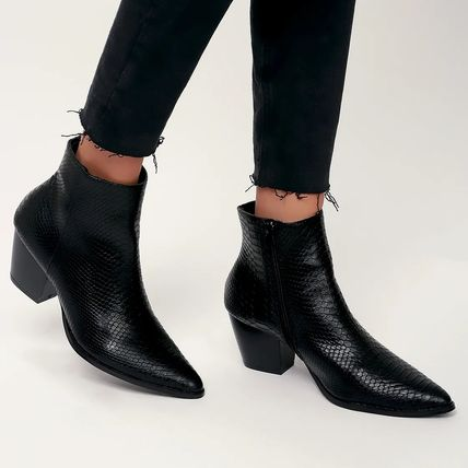 Python Boots Boots