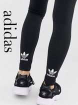 adidas Casual Style Street Style Long Bottoms