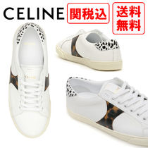 CELINE Casual Style Street Style Low-Top Sneakers
