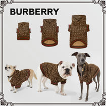Burberry Unisex Blended Fabrics Pet Supplies