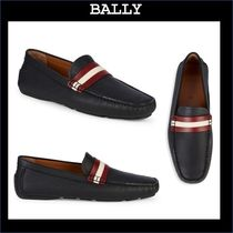 BALLY Leather Loafers & Slip-ons