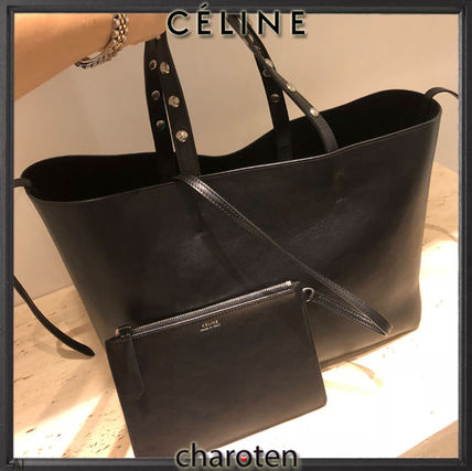 CELINE Mothers Bags Unisex Tassel Studded Mothers Bags 2