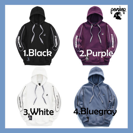 Unisex Collaboration Hoodies