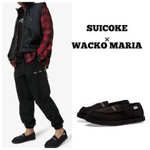 SUICOKE Loafers Unisex Collaboration Plain Loafers & Slip-ons