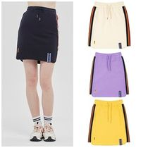 ROMANTIC CROWN Short Street Style Skirts