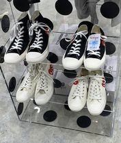COMME des GARCONS Heart Unisex Street Style Collaboration Sneakers