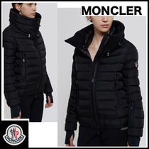 MONCLER CAILLE Short Casual Style Street Style Plain Jackets