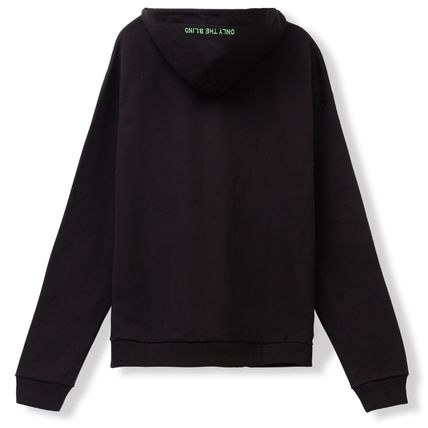 Pullovers Unisex Sweat Street Style Long Sleeves Logo