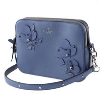 kate spade new york Flower Patterns Leather Shoulder Bags