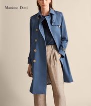 Massimo Dutti Medium Trench Coats