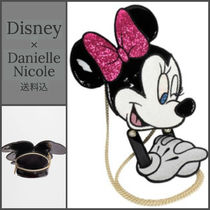 DANIELLE NICOLE Casual Style Nylon Collaboration Chain Other Animal Patterns