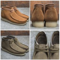 Clarks Collaboration Boots
