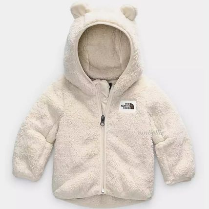 Unisex Shearling Baby Girl Outerwear