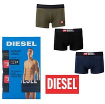 DIESEL Street Style Cotton Trunks & Boxers