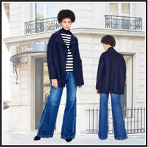 Christian Dior 2019-20AW CASHMERE PEACOAT navy 34-42 coat