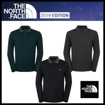 THE NORTH FACE Street Style Outdoor Polos