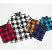 Ron Herman Other Check Patterns Street Style Long Sleeves Shirts