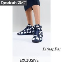 Reebok FREE STYLE Dots Casual Style Street Style Collaboration Plain