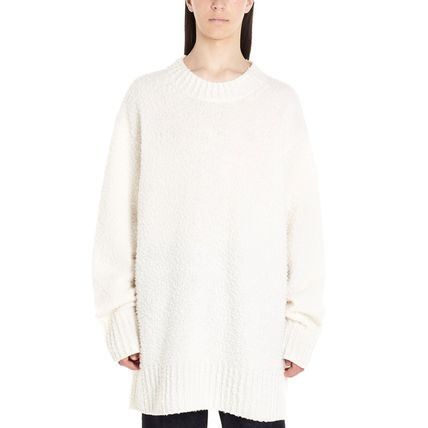 Maison Margiela Knits & Sweaters Crew Neck Wool Long Sleeves Knits & Sweaters 2