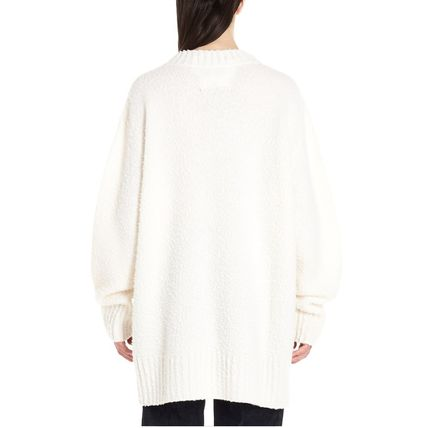 Maison Margiela Knits & Sweaters Crew Neck Wool Long Sleeves Knits & Sweaters 4